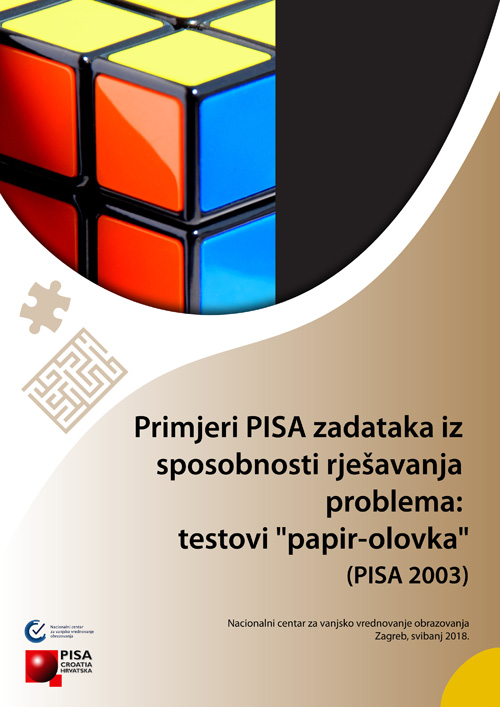 Primjeri PISA zadataka, PISA Item Examples