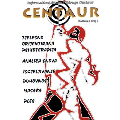 CENTAUR Informative Magazine of Centaur Association, CENTAUR Informativni časopis Udruge Centaur