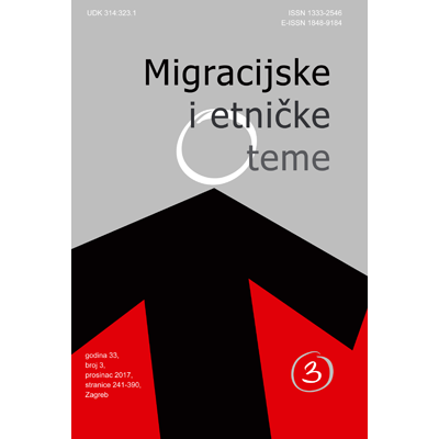 Migration and Ethnic Themes - MET, Migracijske i etničke teme – MET
