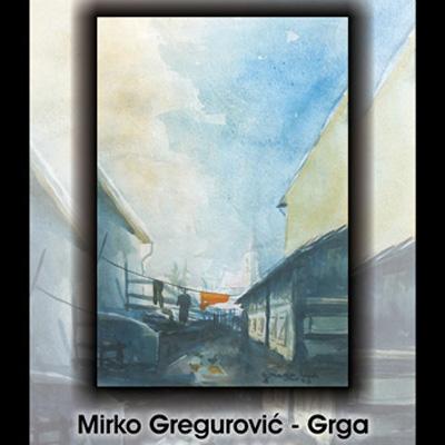 Mirko Gregurović – Grga